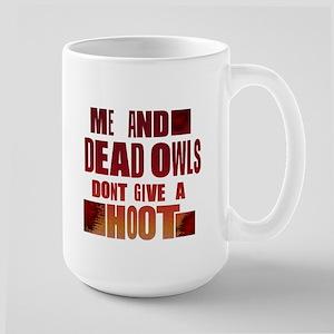 RaYLan dEad OwLS Large Mug