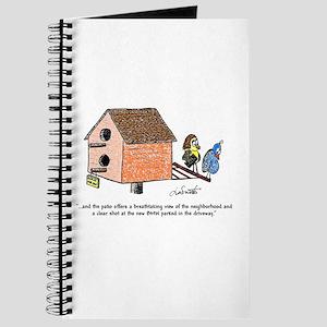 Flipping The Birdhouse Journal