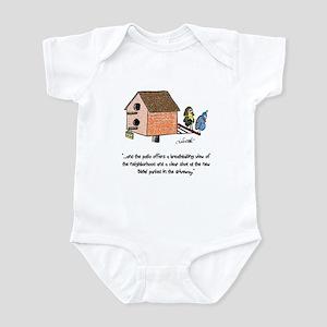 Flipping The Birdhouse Infant Body Suit