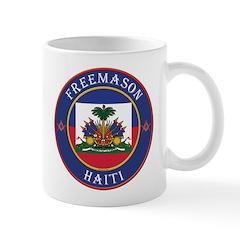 Haiti Freemason Mug