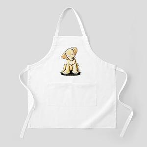Lab Retriever Puppy Apron