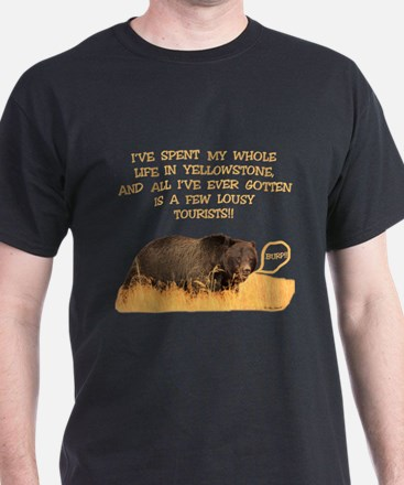Yellowstone Griz T-Shirt