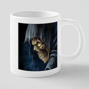 Grim Reaper 20 oz Ceramic Mega Mug