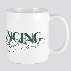 Riverdancing on the Inside Mug