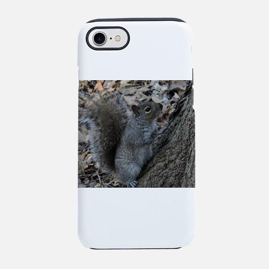 Squirrel 2 iPhone 7 Tough Case