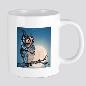 Night Owl 20 oz Ceramic Mega Mug