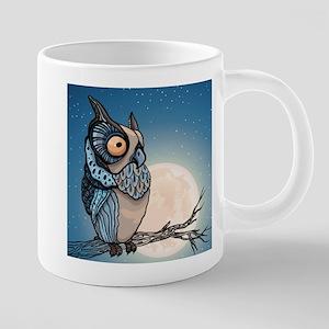 Night Owl 20 oz Ceramic Mega Mug