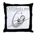 OPShots Throw Pillow
