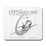 OPShots Mousepad