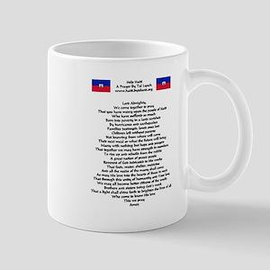 Pray For Haiti Mug