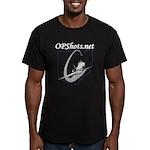 OPShots Men's Fitted T-Shirt (dark)