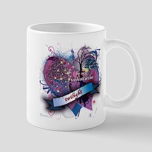 Twilight Valentwine Silhouette Mug