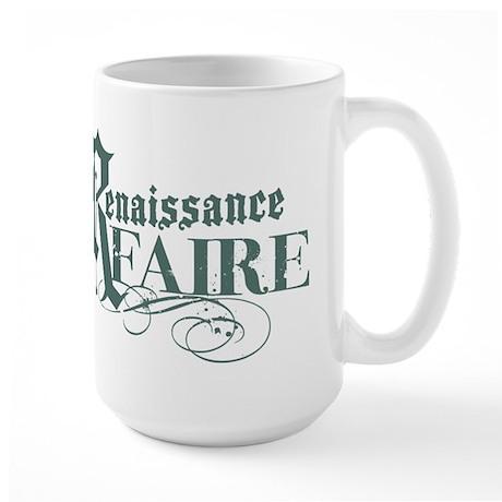 Renaissance Faire Large Mug