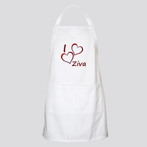 I love Ziva Apron