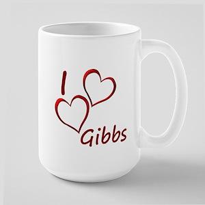 I love Gibbs Large Mug