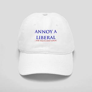 annoy a liberal Cap