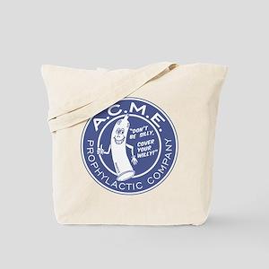 A.C.M.E. (Blue) Tote Bag