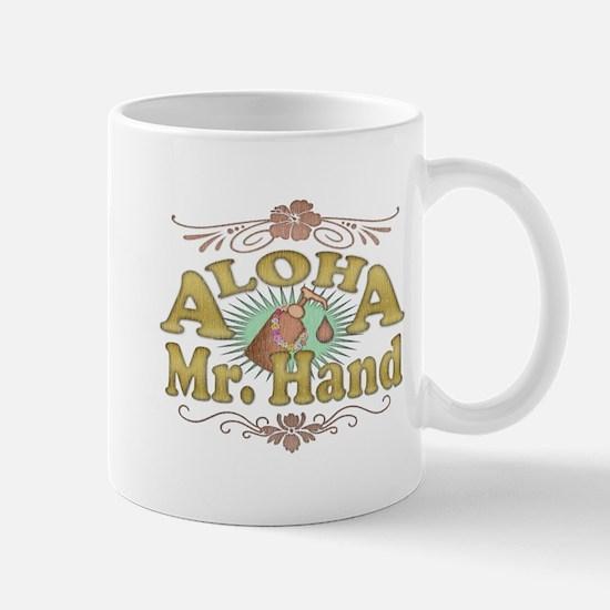 Aloha Mr Hand Mug