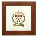 THIMOT Family Crest Framed Tile