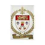 THIMOT Family Crest Rectangle Magnet (10 pack)