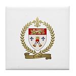 THIMOT Family Crest Tile Coaster