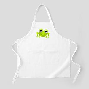 Cute Frog Apron