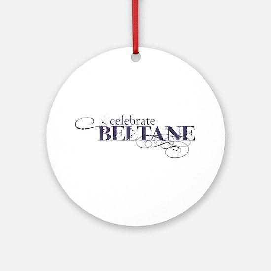 Beltane Ornament (Round)