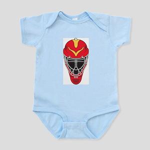 Hockey Mask Infant Creeper