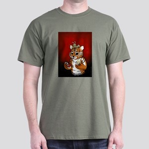 Renoly 'Happy Chueh Year Tiger' Dark T-Shirt