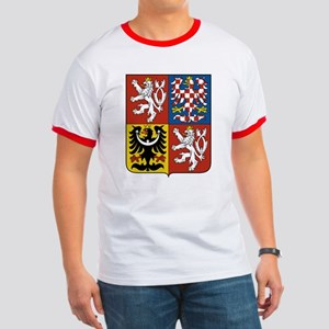Czech Coat of Arms Ringer T