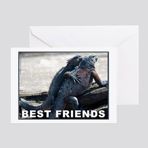 Best Friends Greeting Card