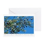 wine country olives Greeting Cards (Pk of 10)