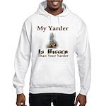 My Yarder Hooded Sweatshirt