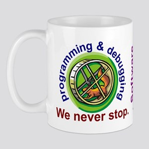 Programming and Debugging Mug