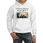 Hooded Sweatshirt - Cockatiel