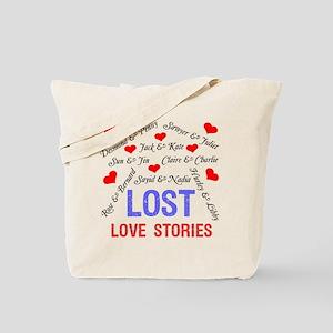 Lost Love Stories Tote Bag