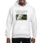 Hooded Sweatshirt - Cockatoo