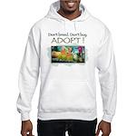 Hooded Sweatshirt - Lovebird