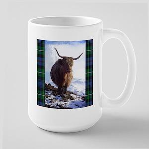 Large Mug Highland Cow