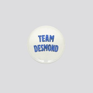 LOST Inspired TEAM DESMOND Mini Button
