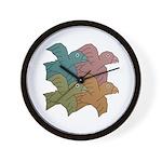 Wall Clock - AWC Logo