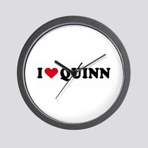 I LOVE BOYS ~  Wall Clock