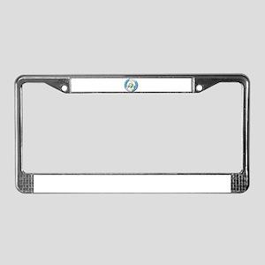 Guatemala License Plate Frame