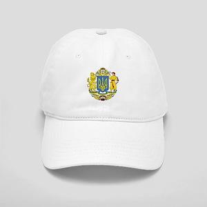 Ukraine Coat of Arms Cap