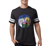 Unicorn-bluebird Mens Football Shirt