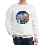 Unicorn & Blue Bird Sweatshirt