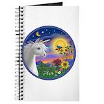Unicorn & Blue Bird Journal