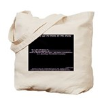 Write-In ________ Tote Bag