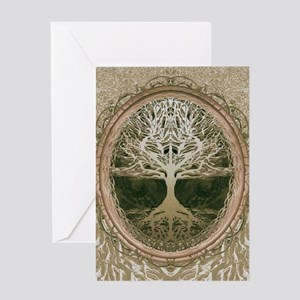 Peaceful Retreat Greeting Cards
