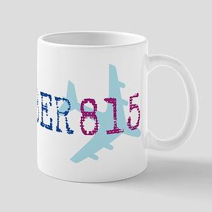 Remember 815 Mug